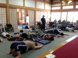 HCPヨガ北海道お寺